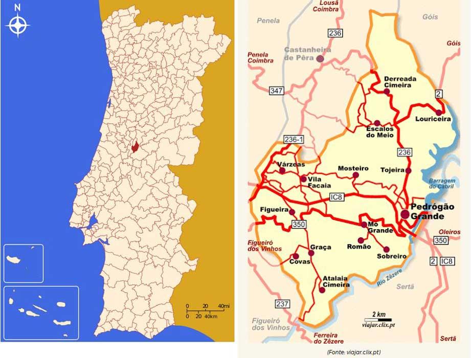 Waldbrände Portugal Karte.Staatstrauer In Portugal Waldbrand Katastrophe Mit über 60 Toten